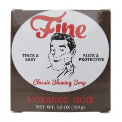 L'Orange Noir - Fine Classic Shaving Soap - 100gr