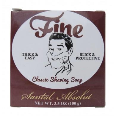 Santal Absolut - Classic shaving soap from Mr. Fine - 100gr