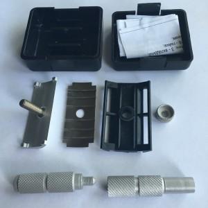 Saiver Travel safety razor