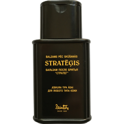 """After Shave Balm """"Strategist"""" Dzintars 125ml"""