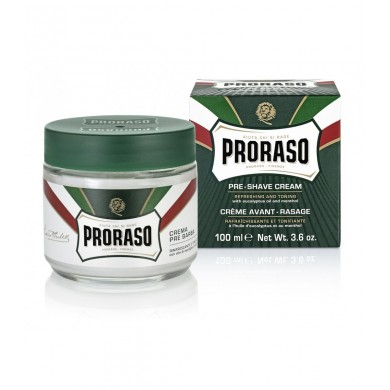 Proraso Pre-Shave Cream Refreshing Eucalyptus 100ml