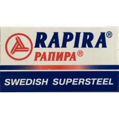5 Blades Rapira Swedish Supersteel - one pack